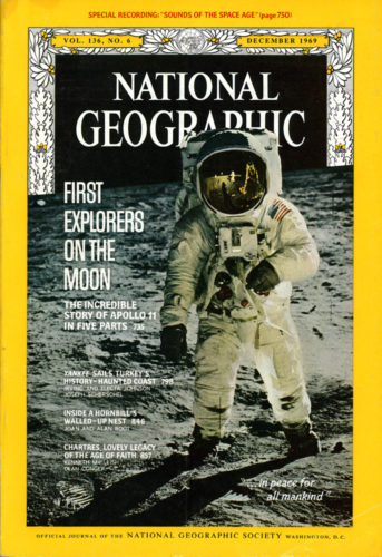 National Geographic, December 1969